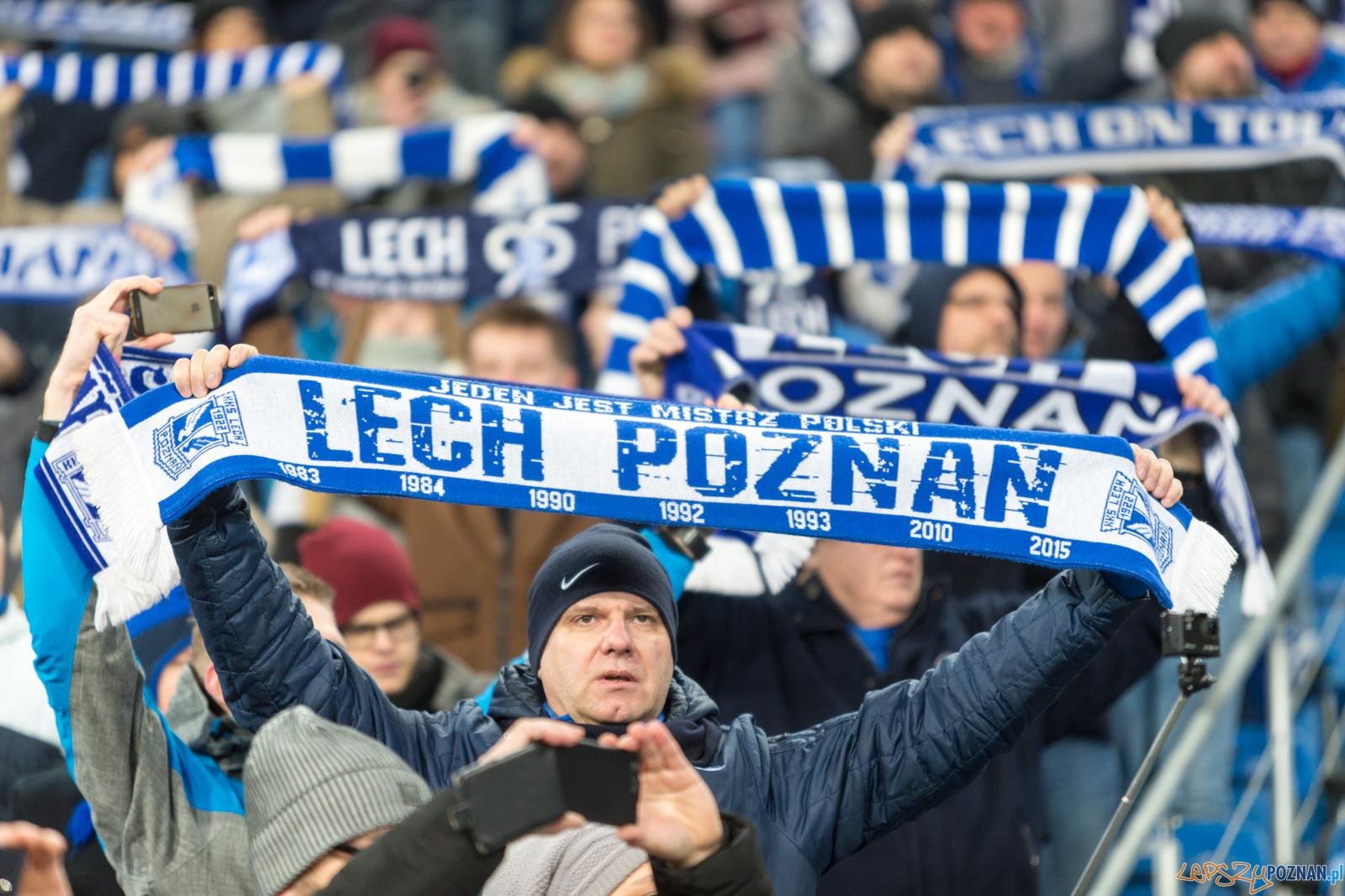 Lech Poznań – Cracovia Kraków  Foto: lepszyPOZNAN.pl/Piotr Rychter