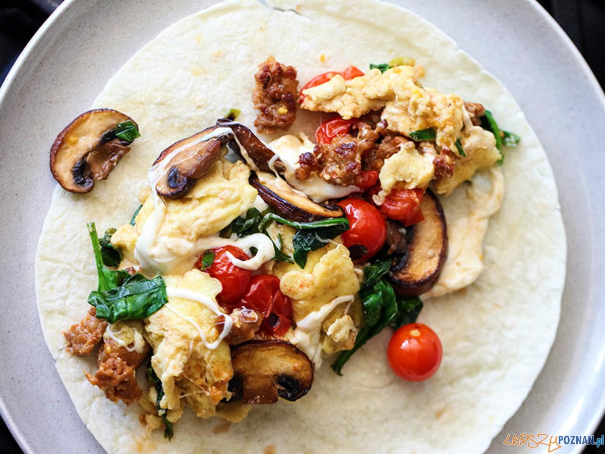 Przypadkowa jajecznica  Foto: foodiecrush.com / Heidi