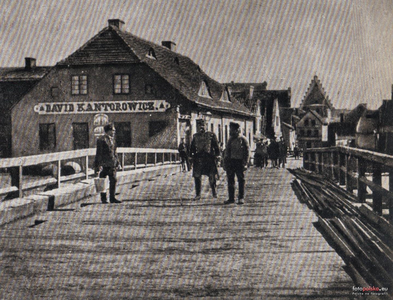 Most Cybiński 1888  Foto: fotopolska