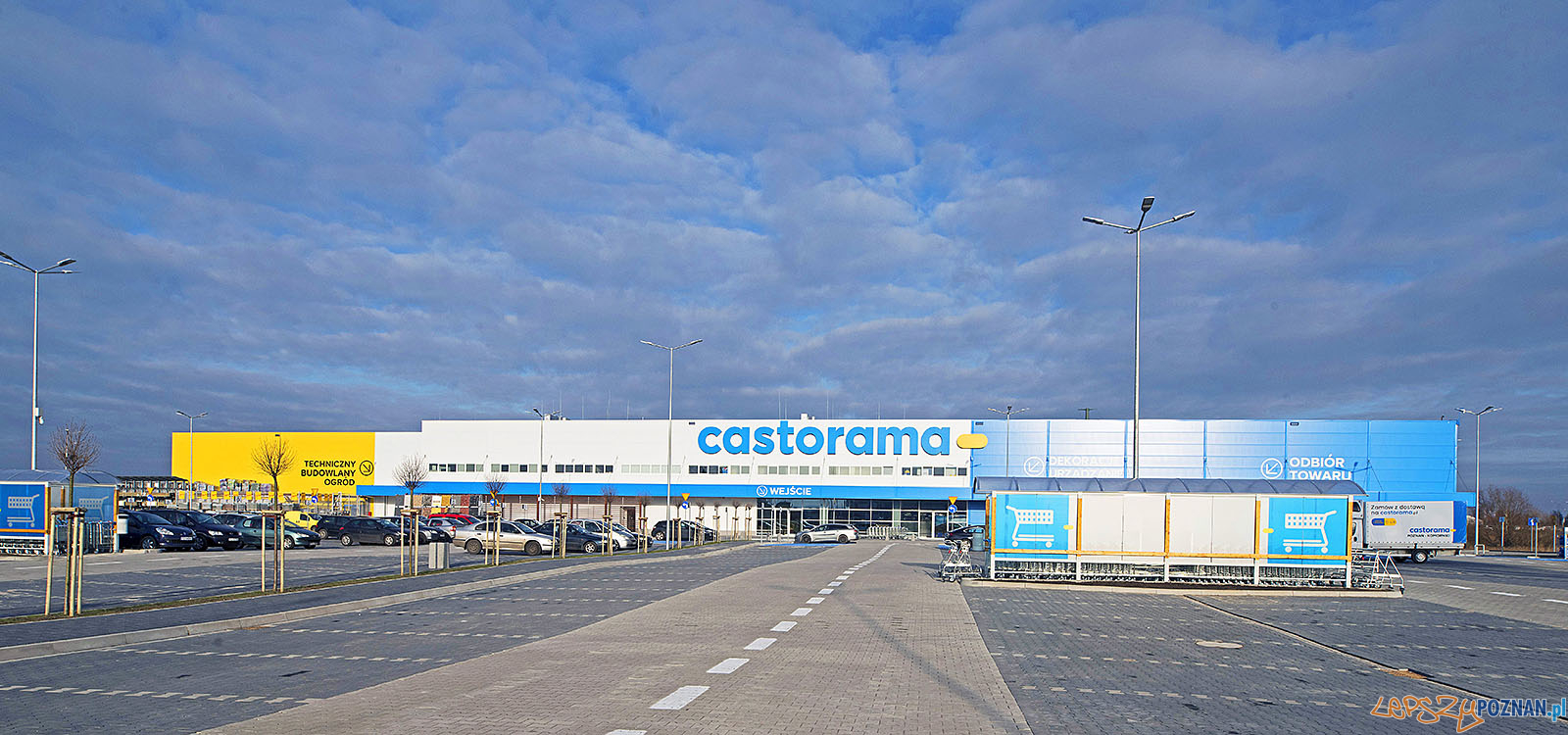 Market budowlany Castorama  Foto: Moc&ArtGroup  / materiały prasowe