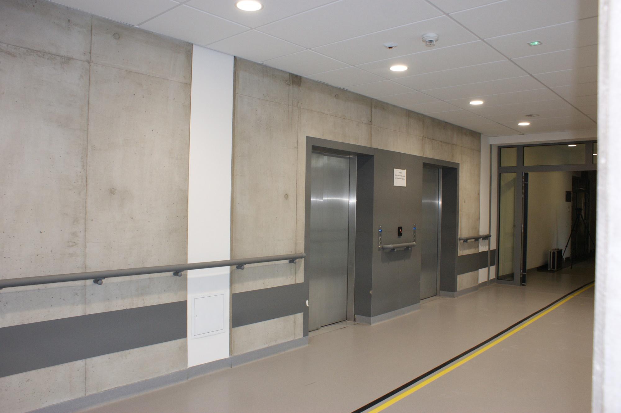 Szpital w Puszczykowie  Foto: M.Rutkowska-Kalisz / materiały prasowe