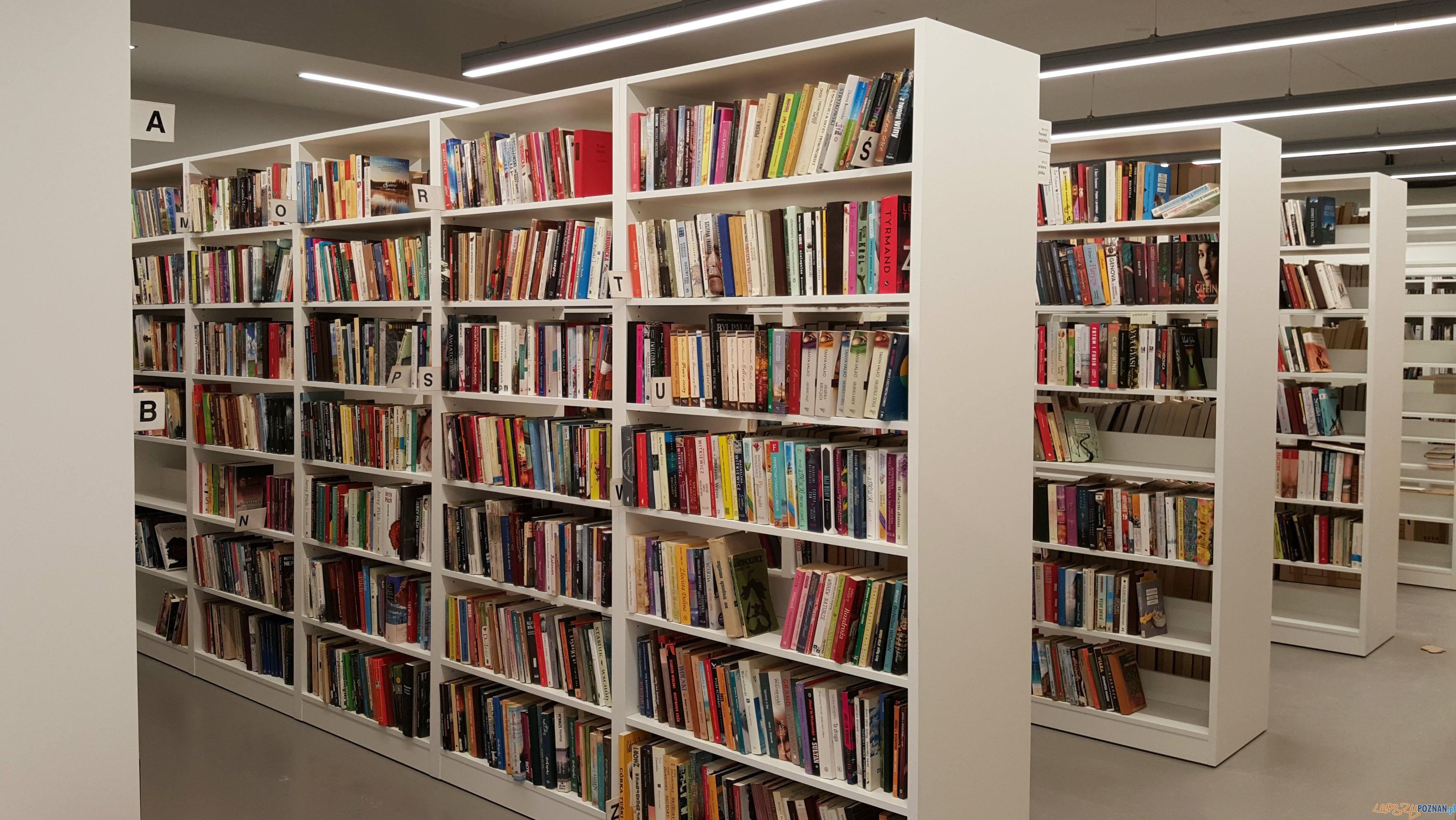 Naramowicka filia Biblioteki Raczyńskich  Foto: Biblioteka Raczyńskich