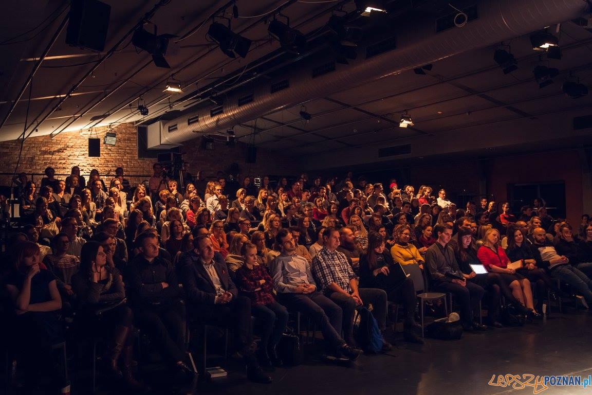 TEDx Poznan  Foto: materiały prasowe