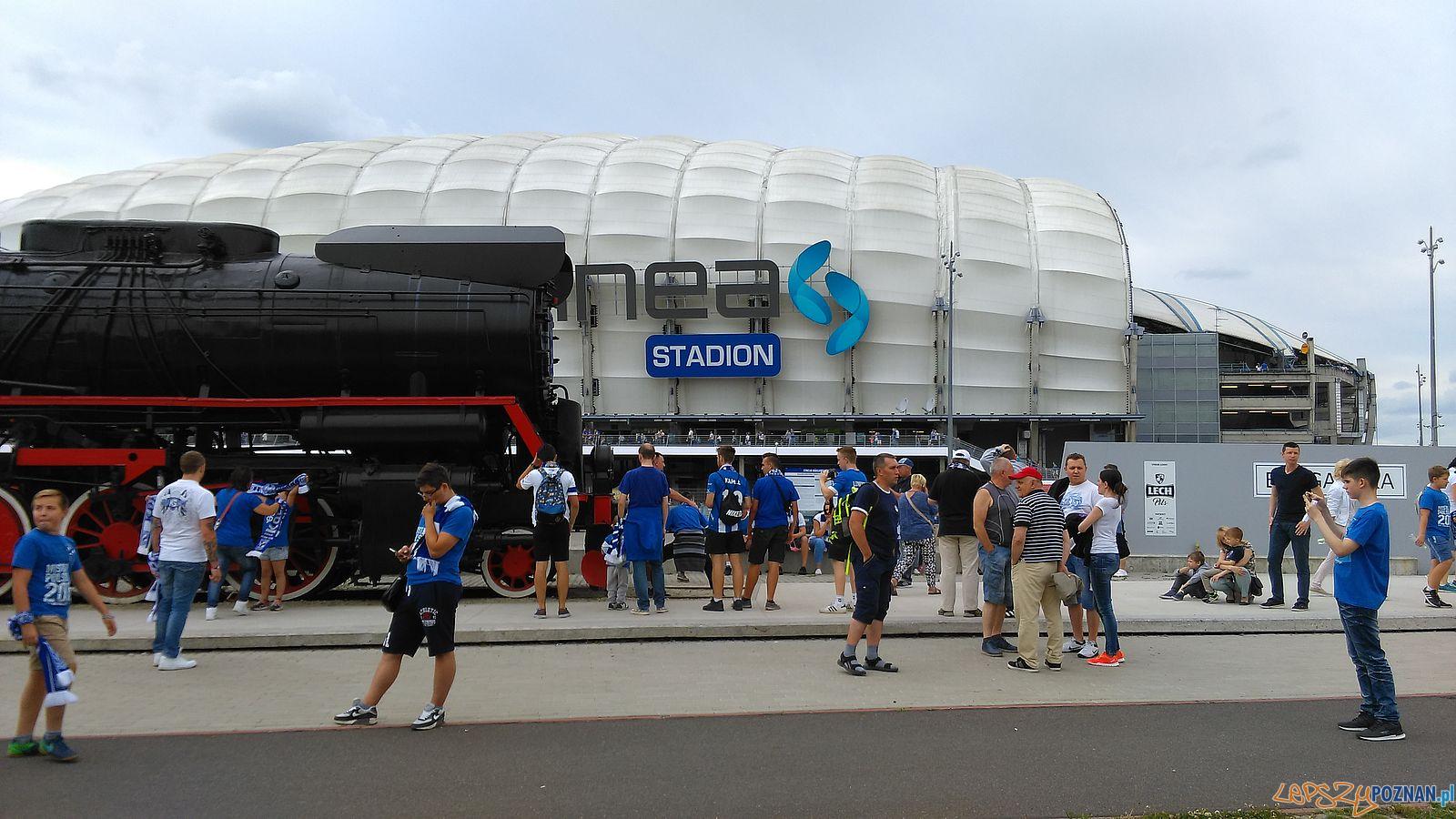 Stadion Lecha  Foto: T. Dworek