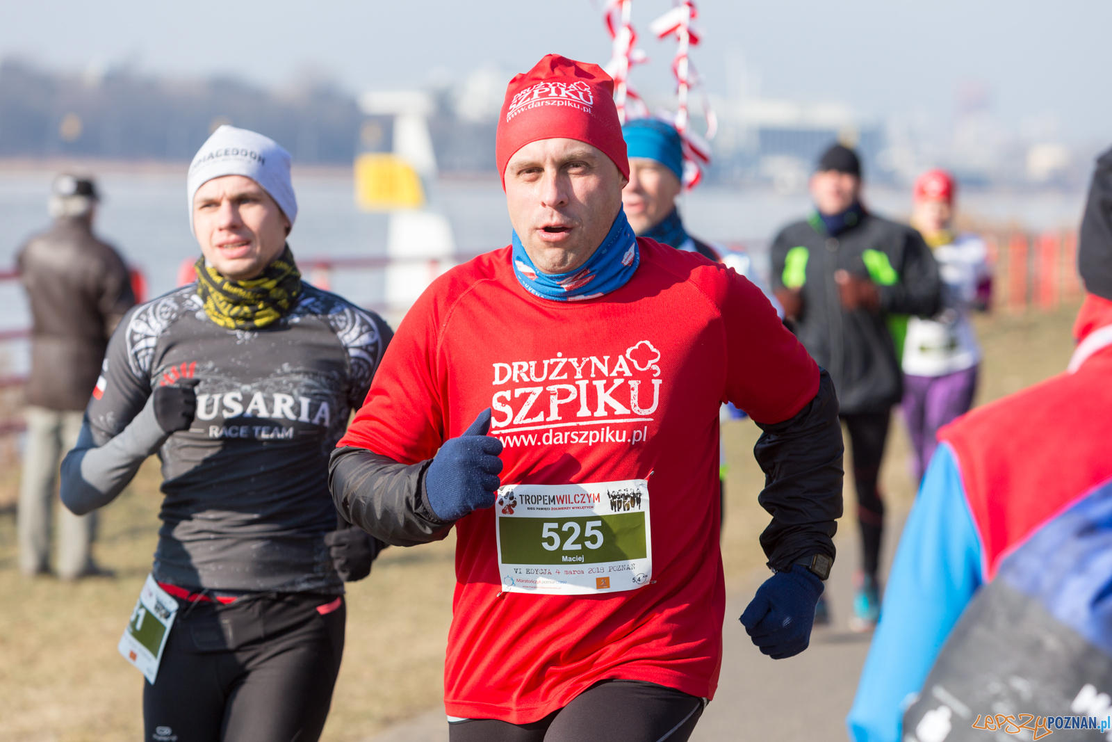 Bieg Tropem Wilczym  Foto: lepszyPOZNAN.pl/Piotr Rychter