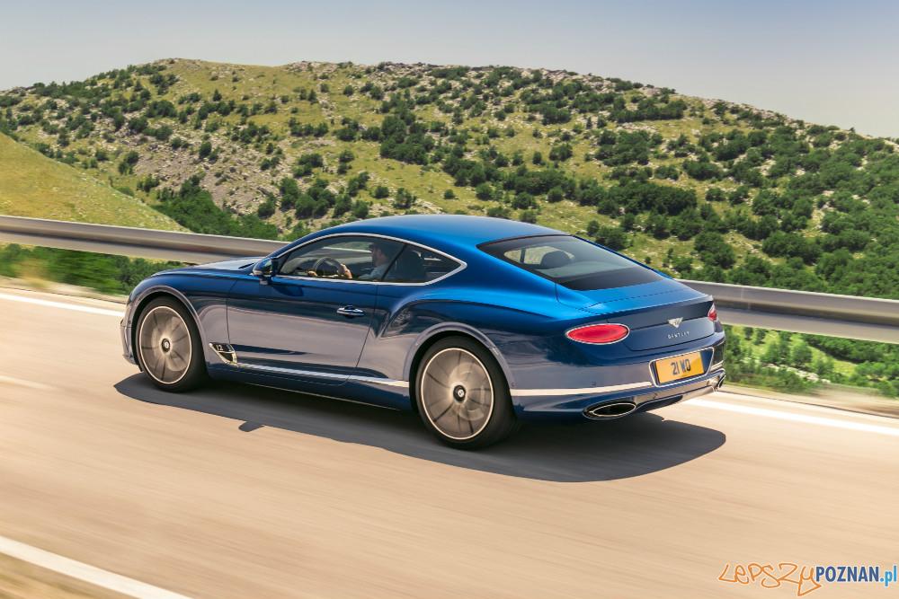 New Continental GT  Foto: MTP / materiały prasowe