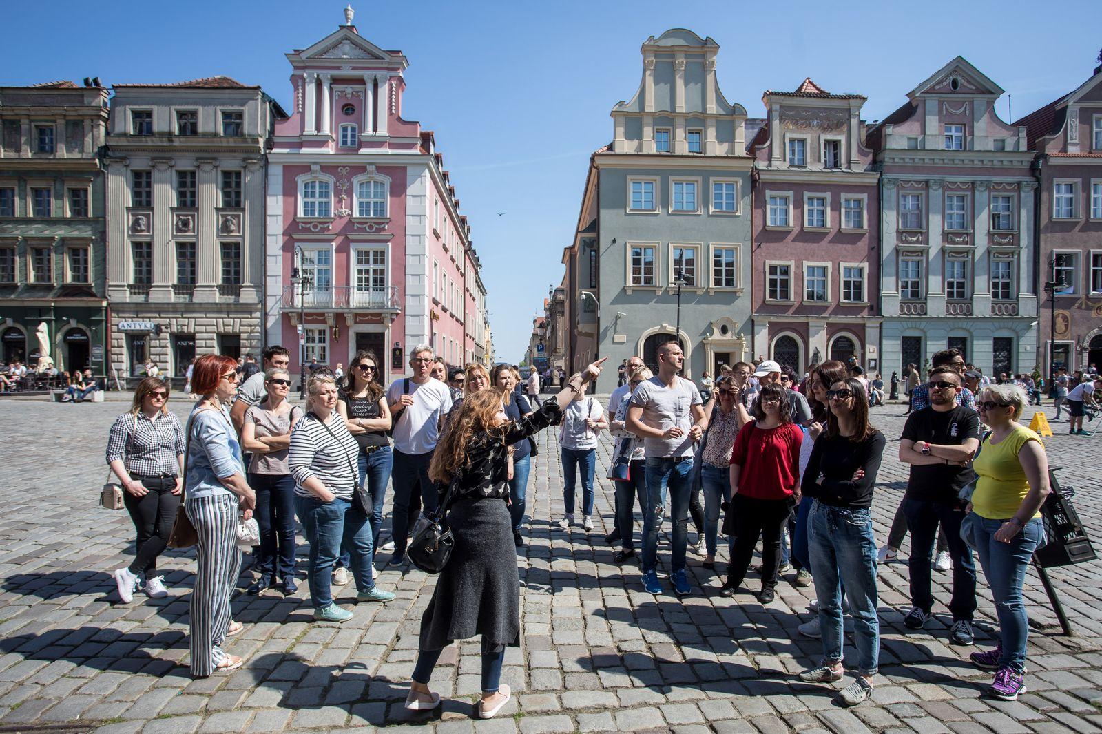 Poznań za pół ceny  Foto: Paweł Jaskółka / PLOT
