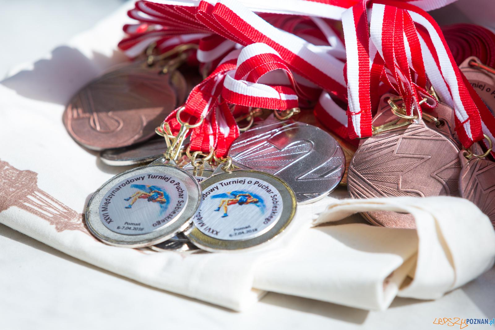 XXVI Międzynarodowy Turniej o Puchar Sobieskiego  Foto: lepszyPOZNAN.pl/Piotr Rychter