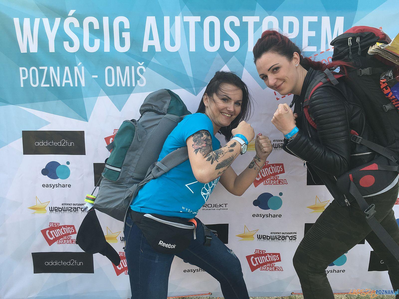 Autostop - zwycięski team  Foto: addicted2fun