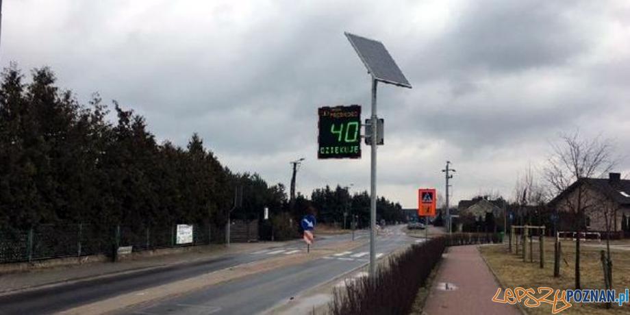 Zwolnij! Jedziesz za szybko!  Foto: UMiG Mosina