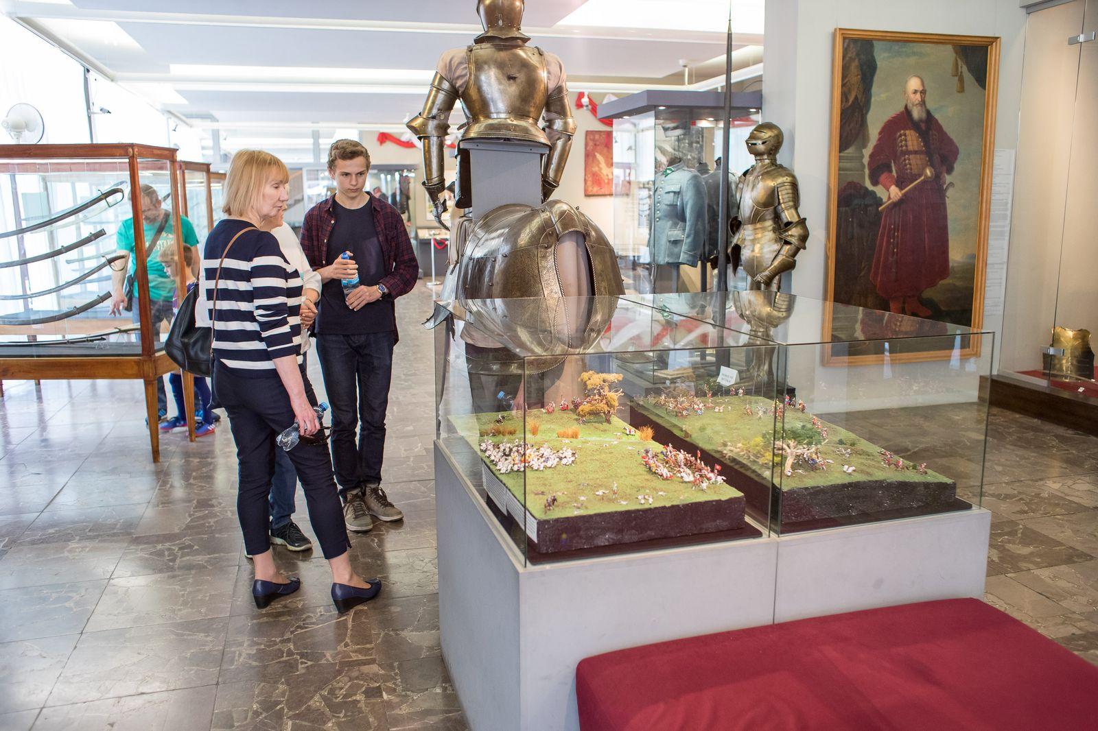 Poznań za pół ceny - muzeum Wojska Polskiego  Foto: Paweł Jaskółka / PLOT