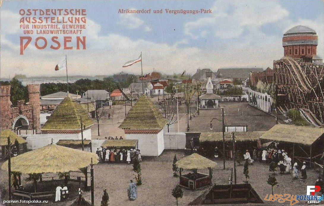 Park rozrywki - Wystawa Wchodnioniemiecka  Foto: fotopolska