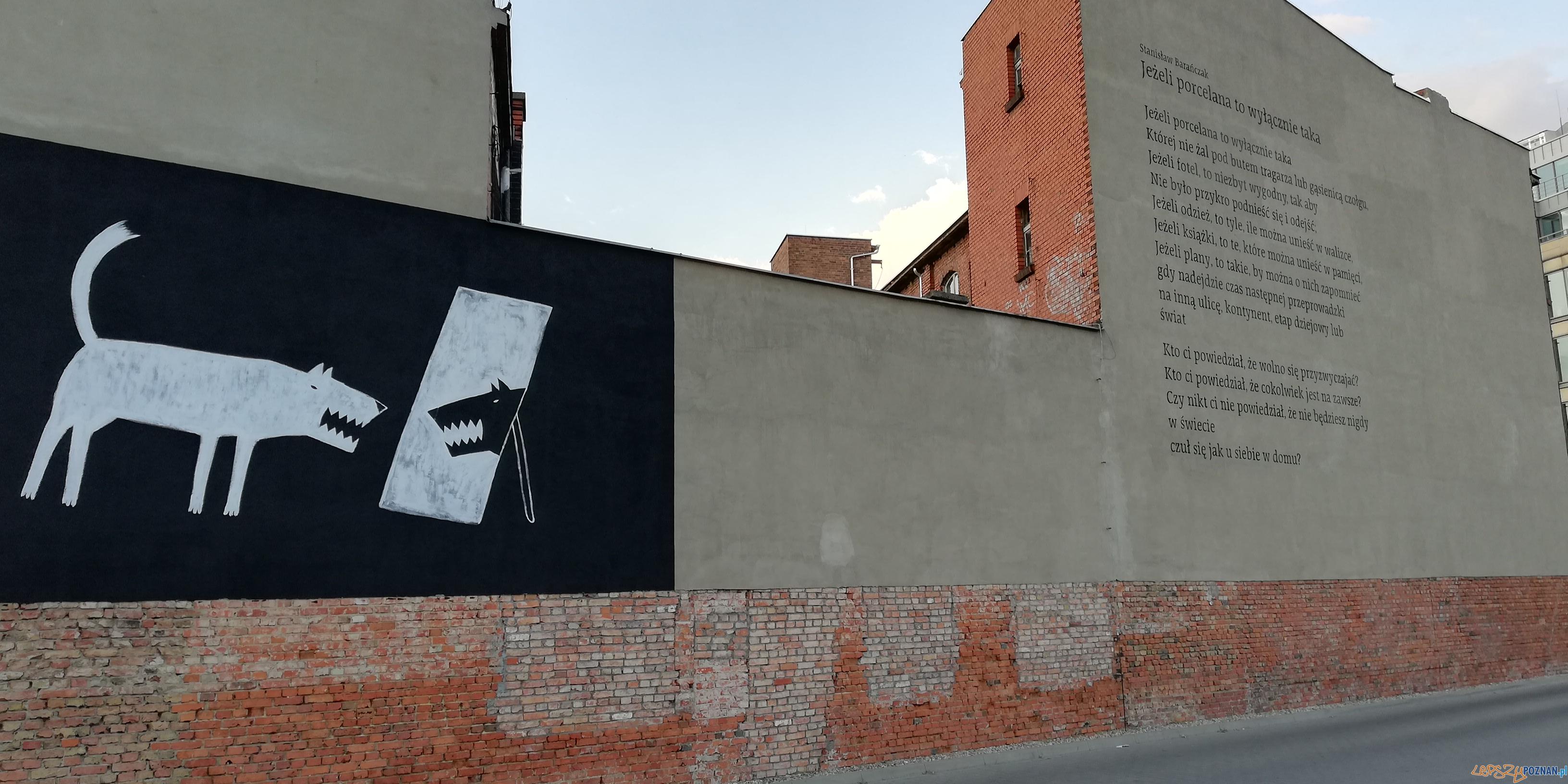 Mural Estkowskiego  Foto: Tomasz Dworek