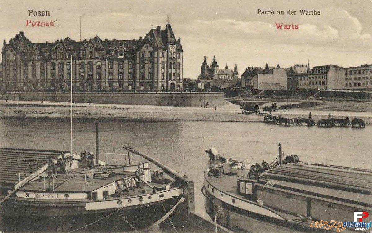 Czartoria 5 1905-10 Chwaliszewo  Foto: fotopolska