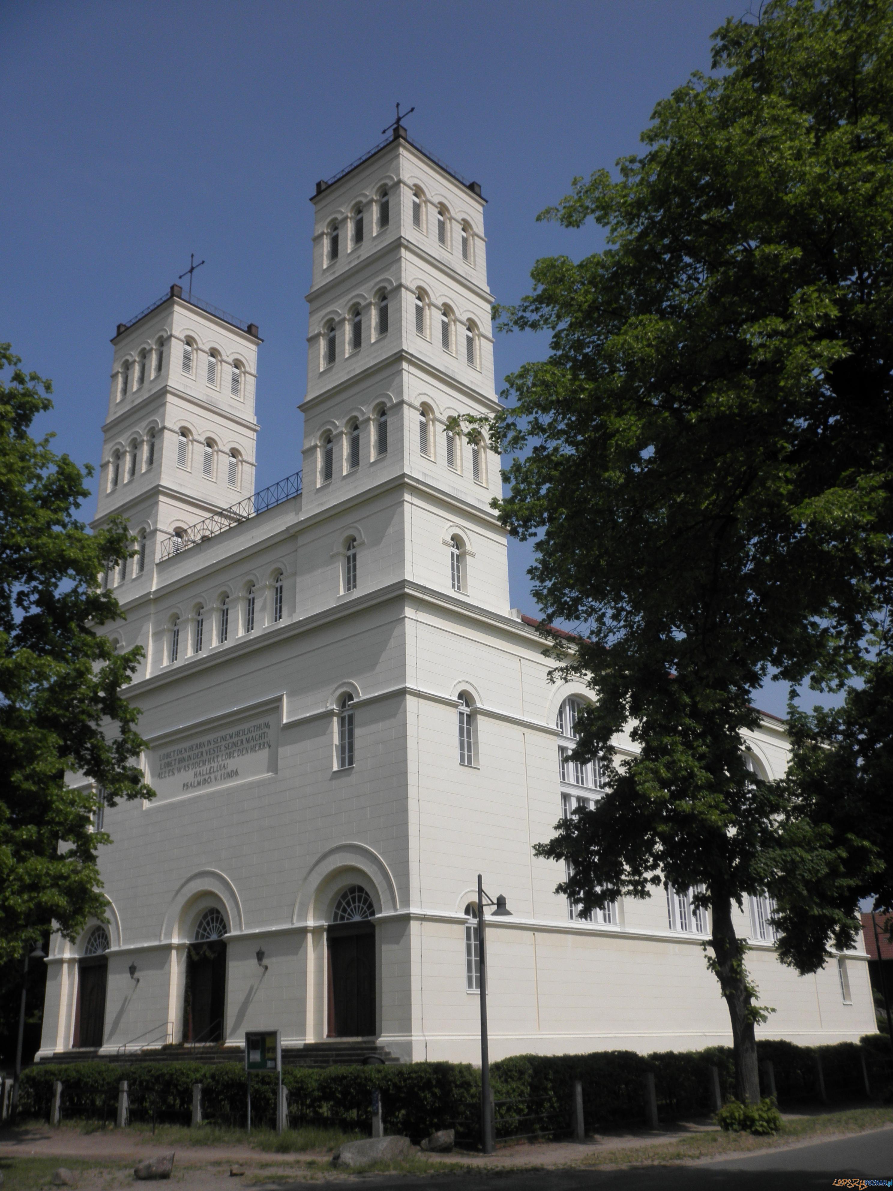 Kościół w Straupitz  Foto: wikipedia