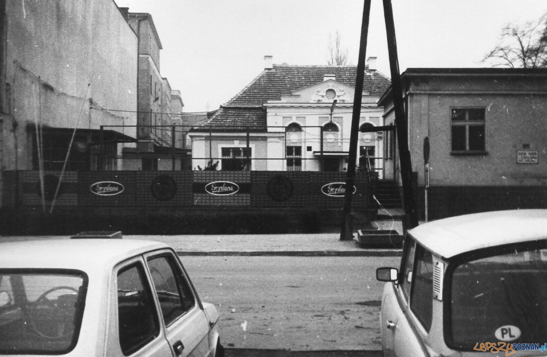 Goplana - ul. Wawrzynca 20.11.1989  Foto: MOs810 / wikipedia / CC