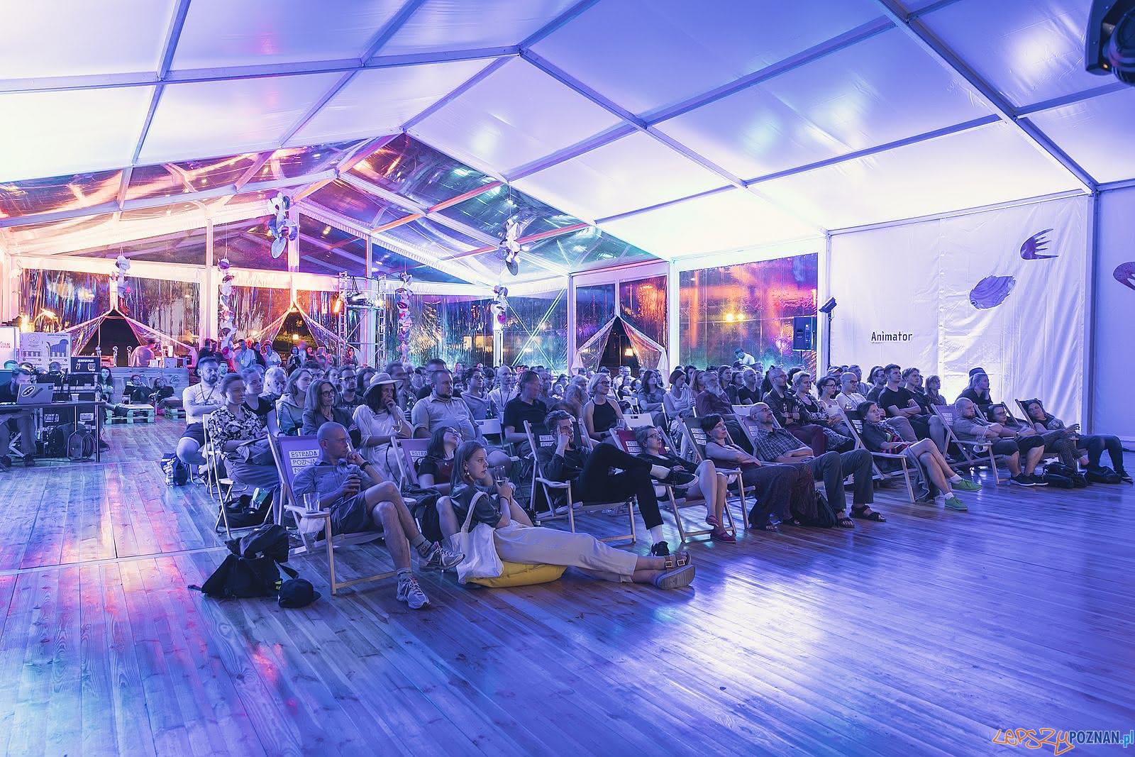 Festiwal Animator - klub festiwalowy  Foto: Festiwal Animator / materiały prasowe