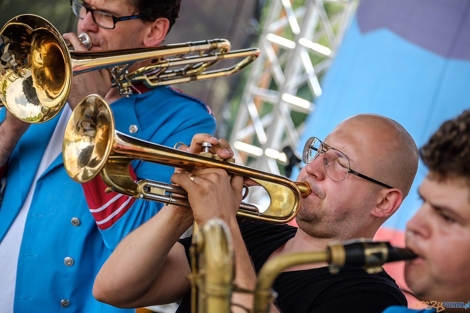 Poznańska Piętnastka - Maciej Fortuna  Foto: Jazz Poznań - materiały prasowe