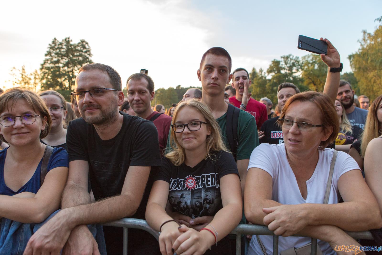 Luxtorpeda - #NaFalach - Strzeszynek Plaża - Poznań 28.07.2018  Foto: LepszyPOZNAN.pl / Paweł Rychter