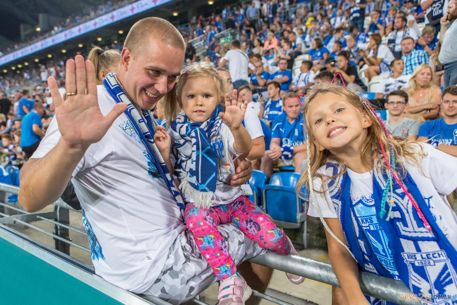 Liga Europy: Lech Poznań - KRC Genk 0:1- Stadion Miejski Pozna  Foto: LepszyPOZNAN.pl / Paweł Rychter