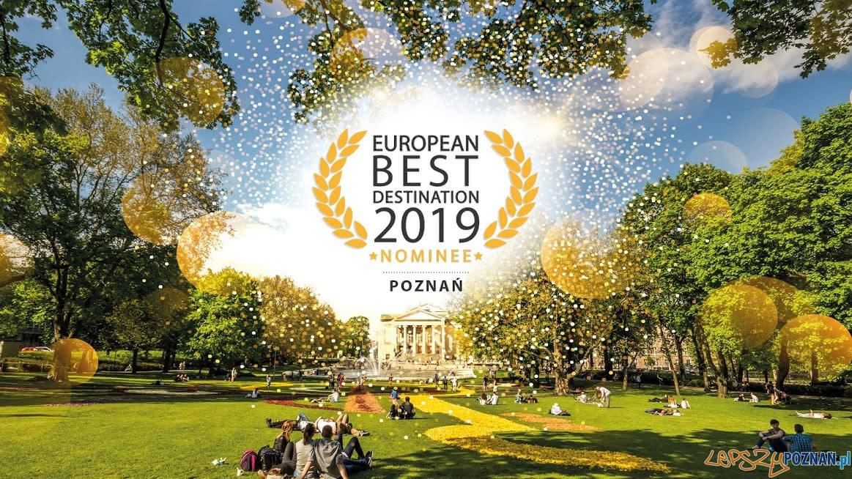 Poznań - najlepsza destynacja  Foto: PLOT materiały prasowe