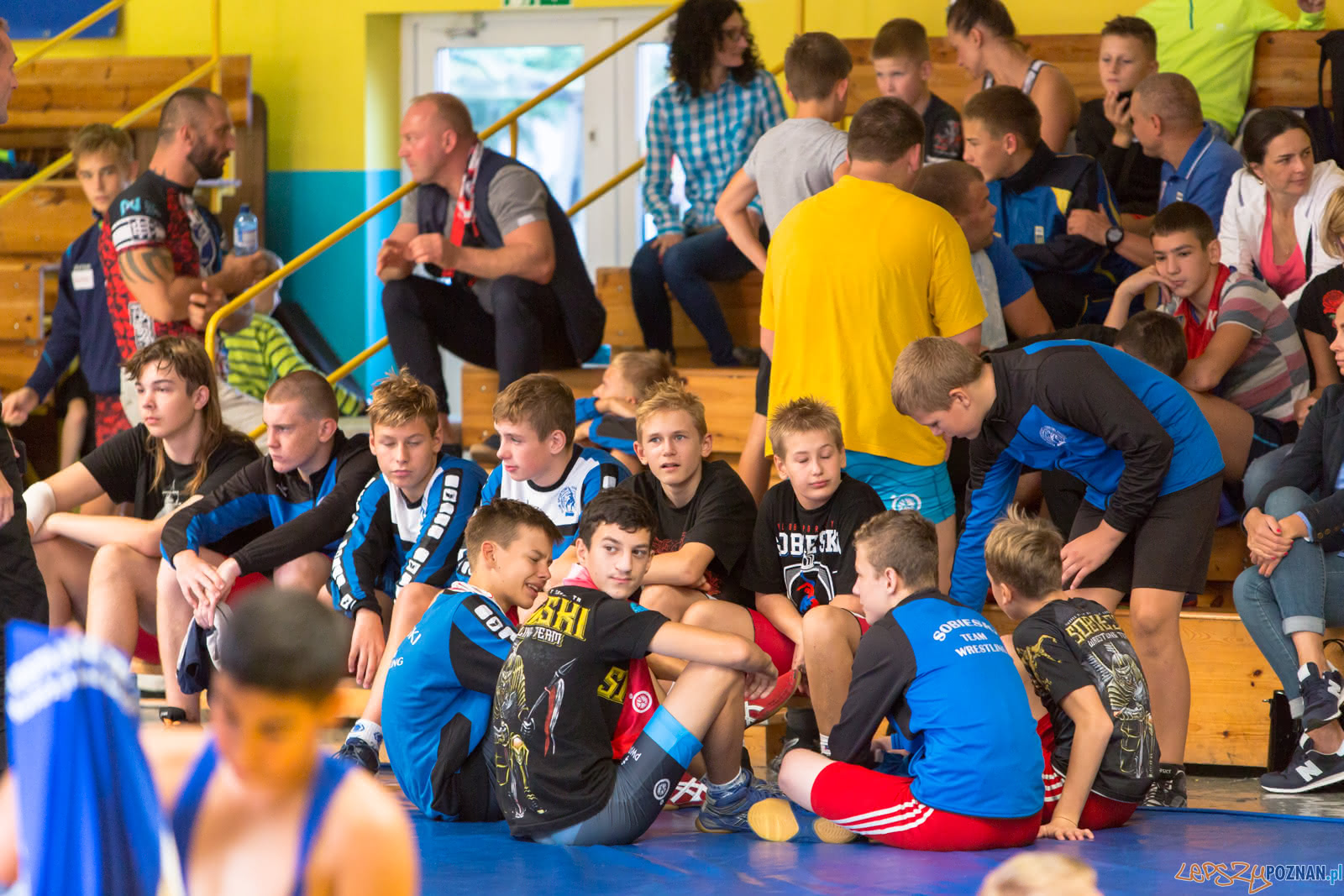 XII Międzynarodowy Turniej o Memoriał Józefa Moczyńskiego -  Foto: lepszyPOZNAN.pl/Piotr Rychter