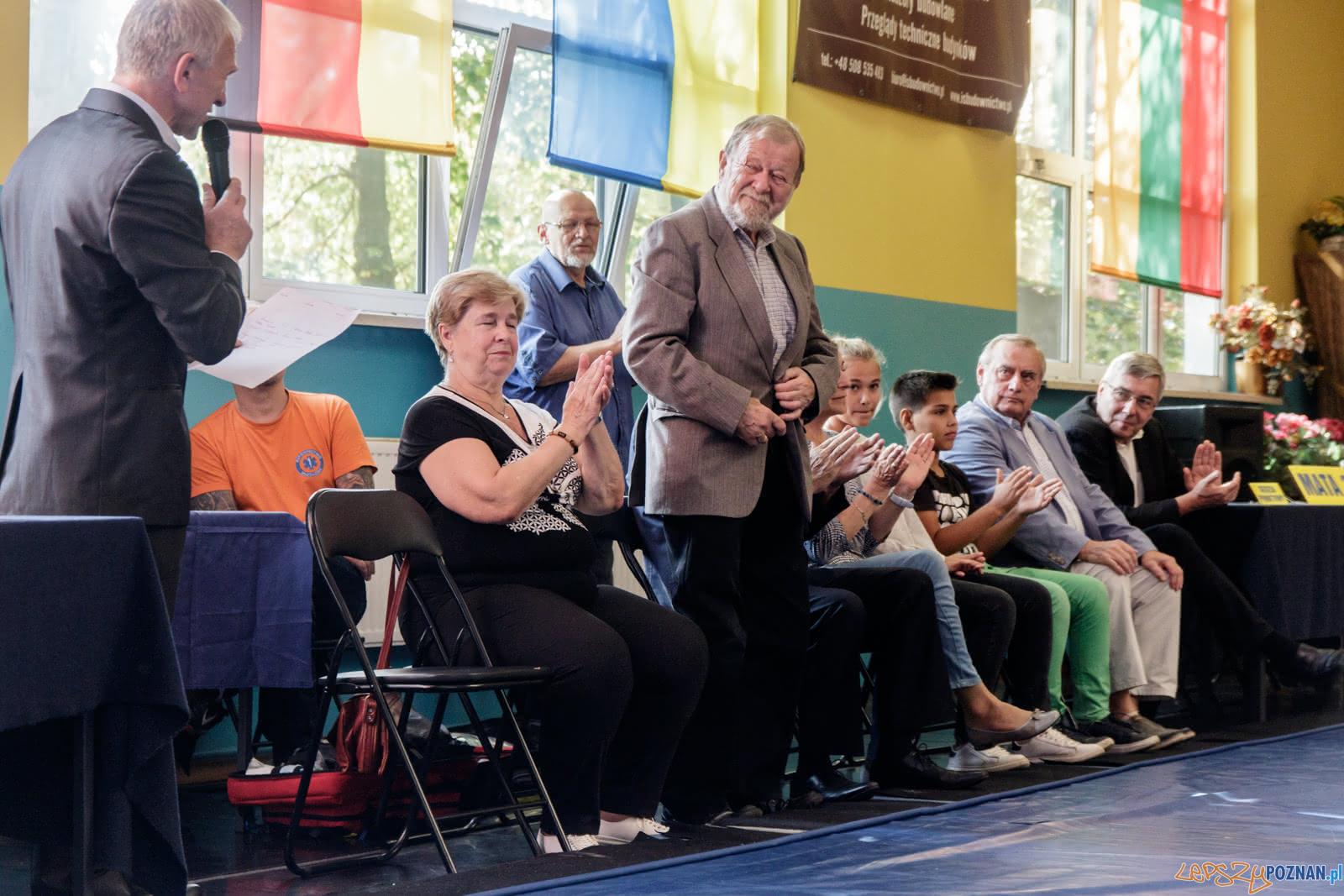 XII Międzynarodowy Turniej o Memoriał Józefa Moczyńskiego Za  Foto: lepszyPOZNAN.pl / Ewelina Jaśkowiak