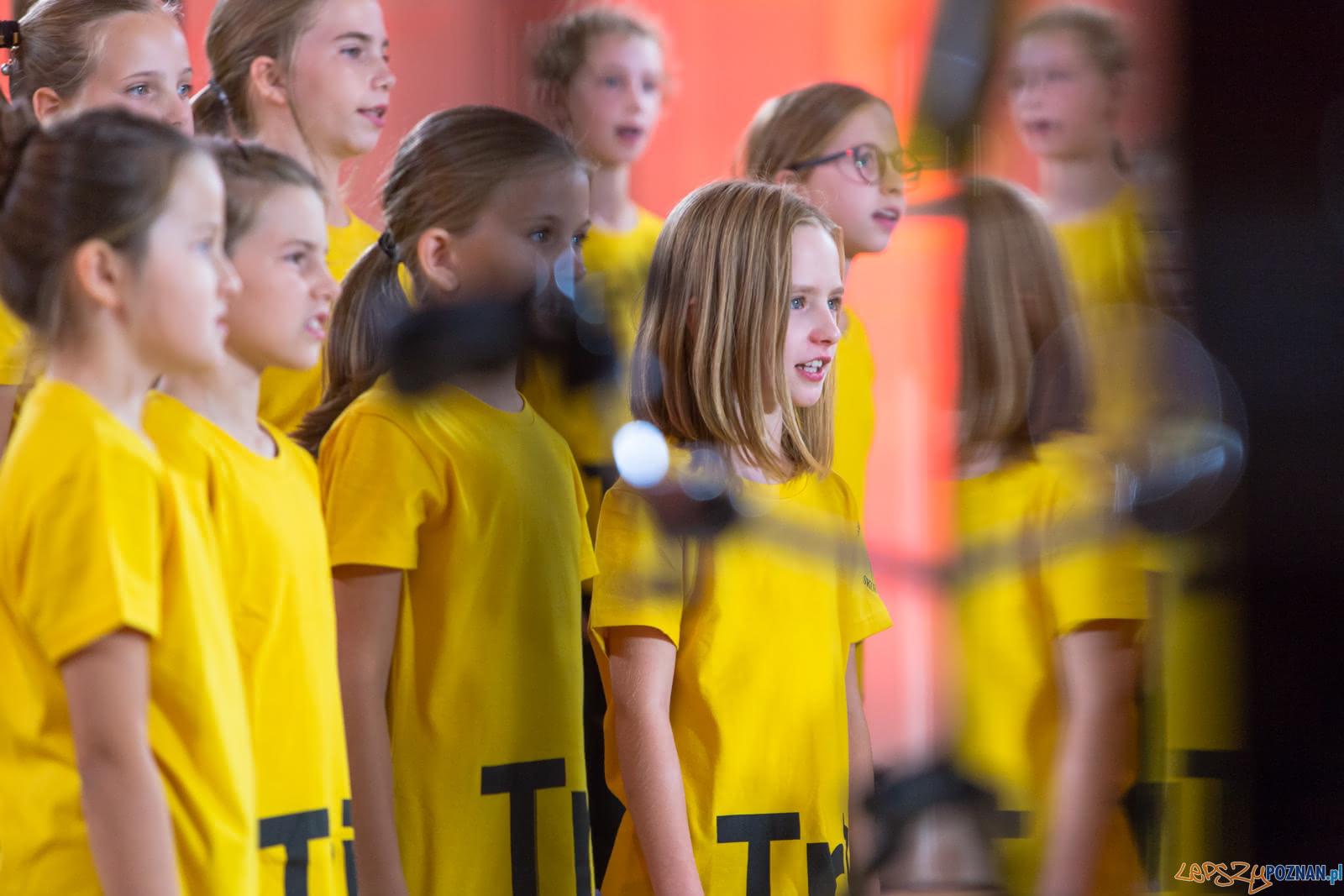 Trillme Festival -  Międzynarodowy Festiwal Chórów Dziewczęc  Foto: lepszyPOZNAN.pl/Piotr Rychter