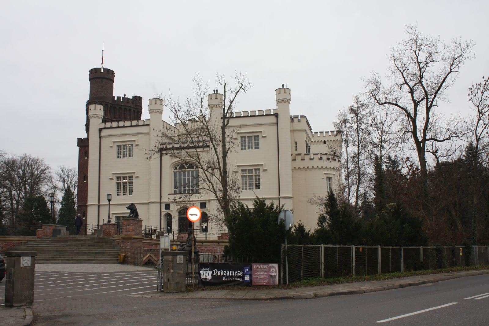 Zamek w Kórniku  Foto: Powiat Poznański / materiały prasowe