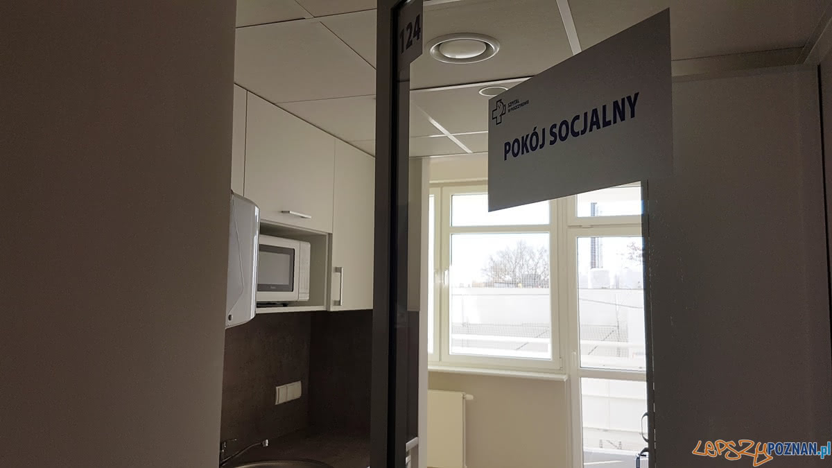 Oddział Rehabilitacji szpitala w Puszczykowie  Foto: Szpital w Puszczykowie im.Prof.S.T.Dąbrowskiego S.A.