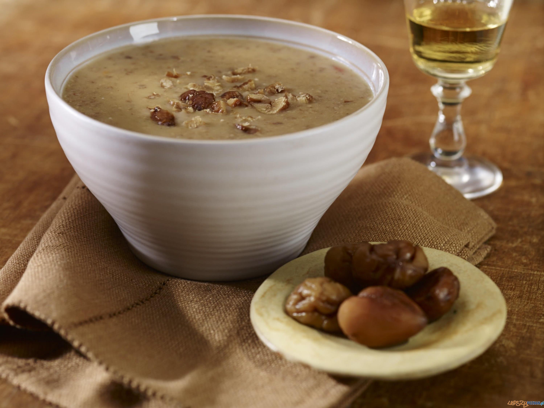 zupa z gotowanych kasztanow  Foto: materiały prasowe / Knorr