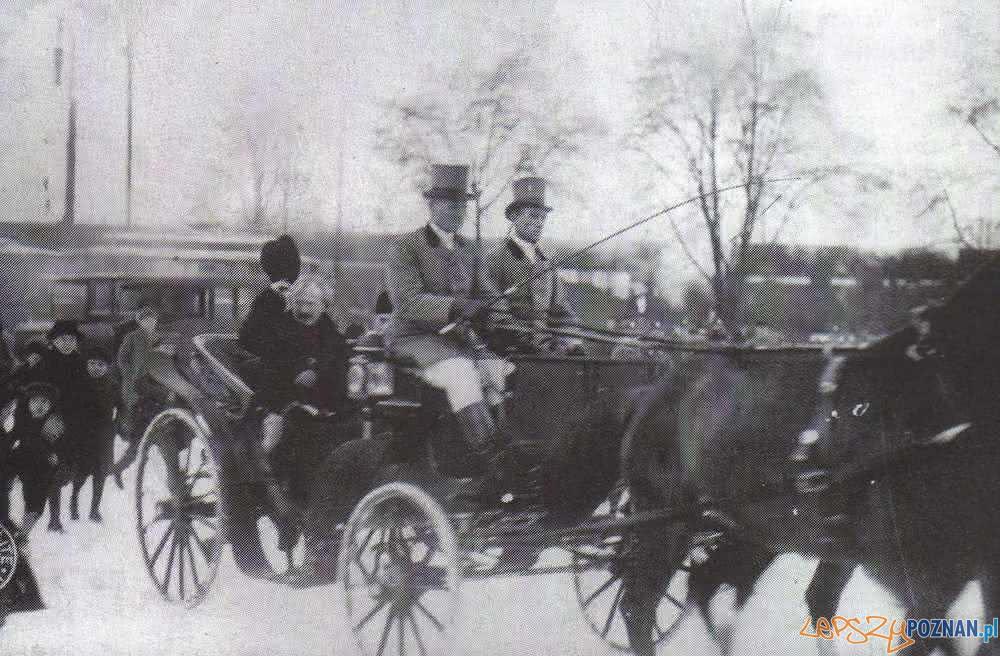 Paderewski 1919 w Poznaniu  Foto: