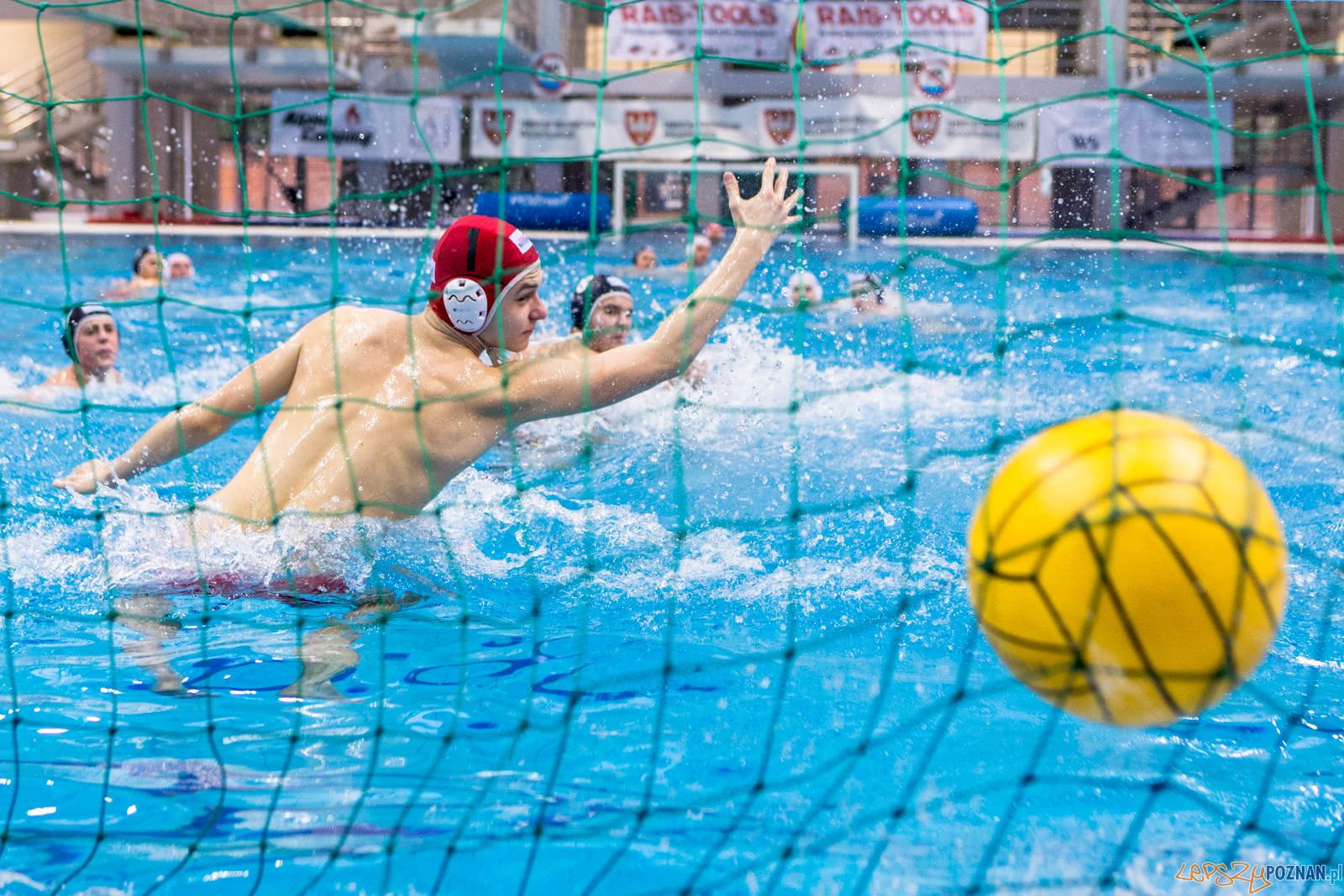 KS Waterpolo Poznań – Polska U-17 18:14 - Malta Waterpolo Cup  Foto: LepszyPOZNAN.pl / Paweł Rychter