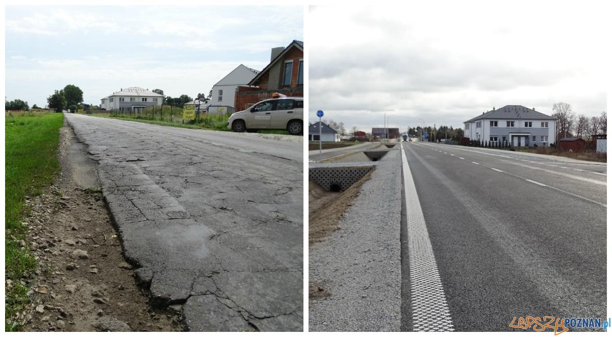 Nowa droga powiatowa (5)  Foto: Powiat Poznański - materiały prasowe