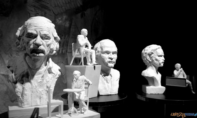 Projekty pomnika Bohdana Smolenia  Foto: Krzysztof Deszczyński