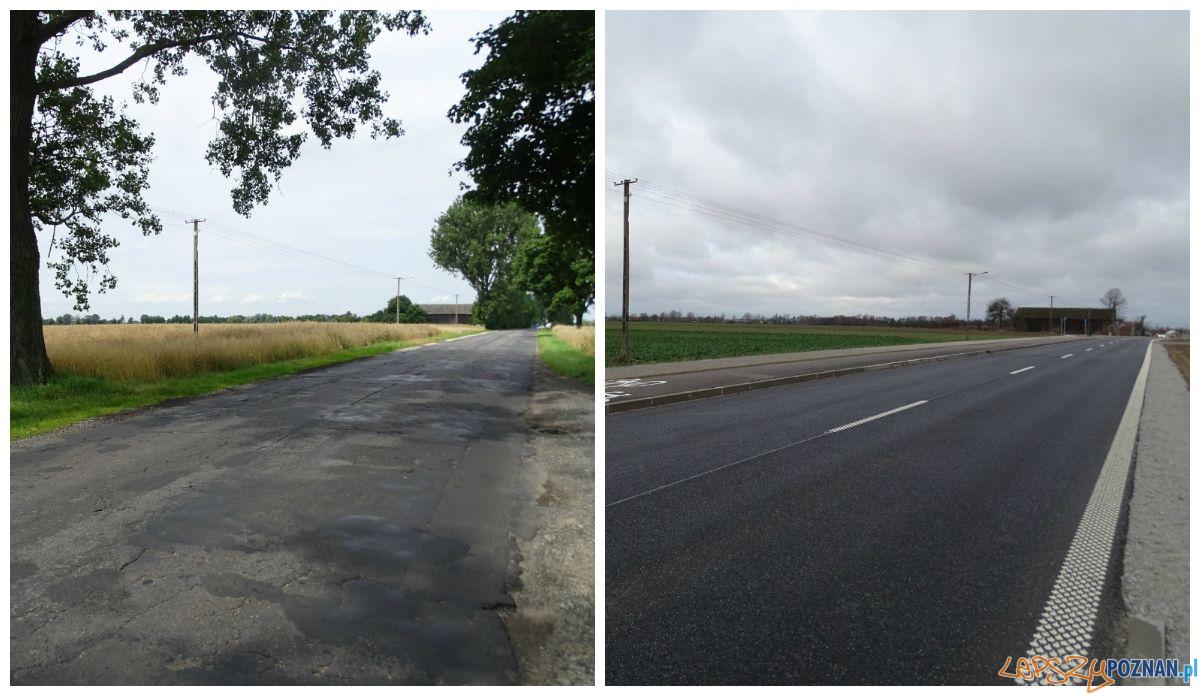 Nowa droga powiatowa (6)  Foto: Powiat Poznański - materiały prasowe
