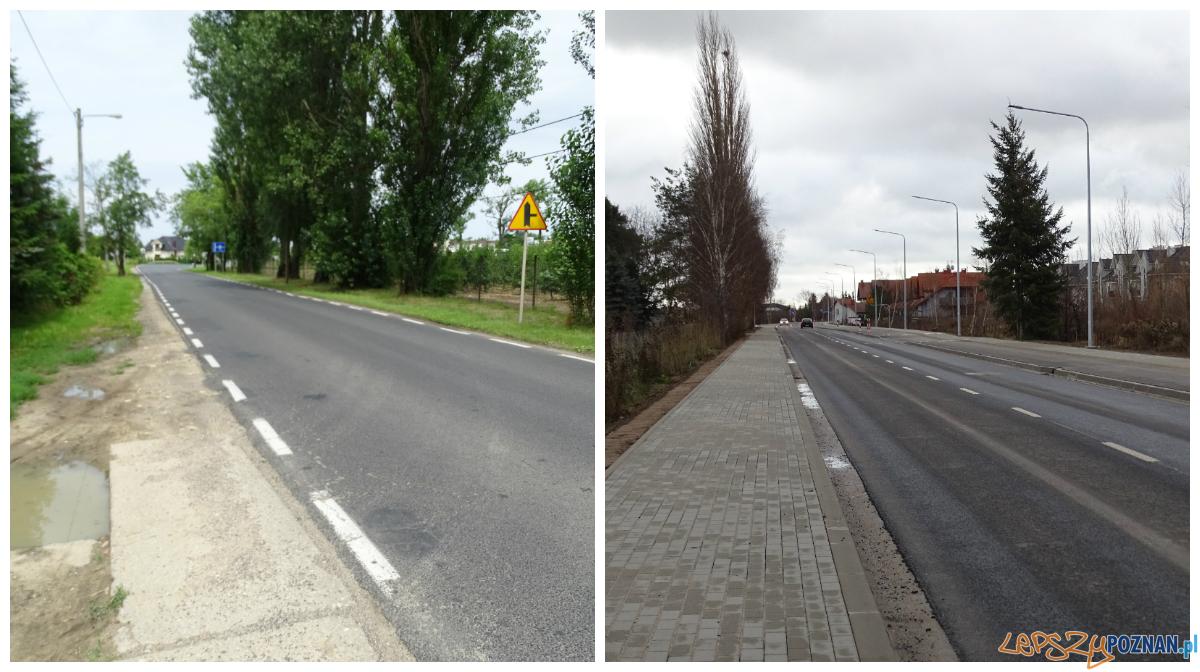 Nowa droga powiatowa (3)  Foto: Powiat Poznański - materiały prasowe