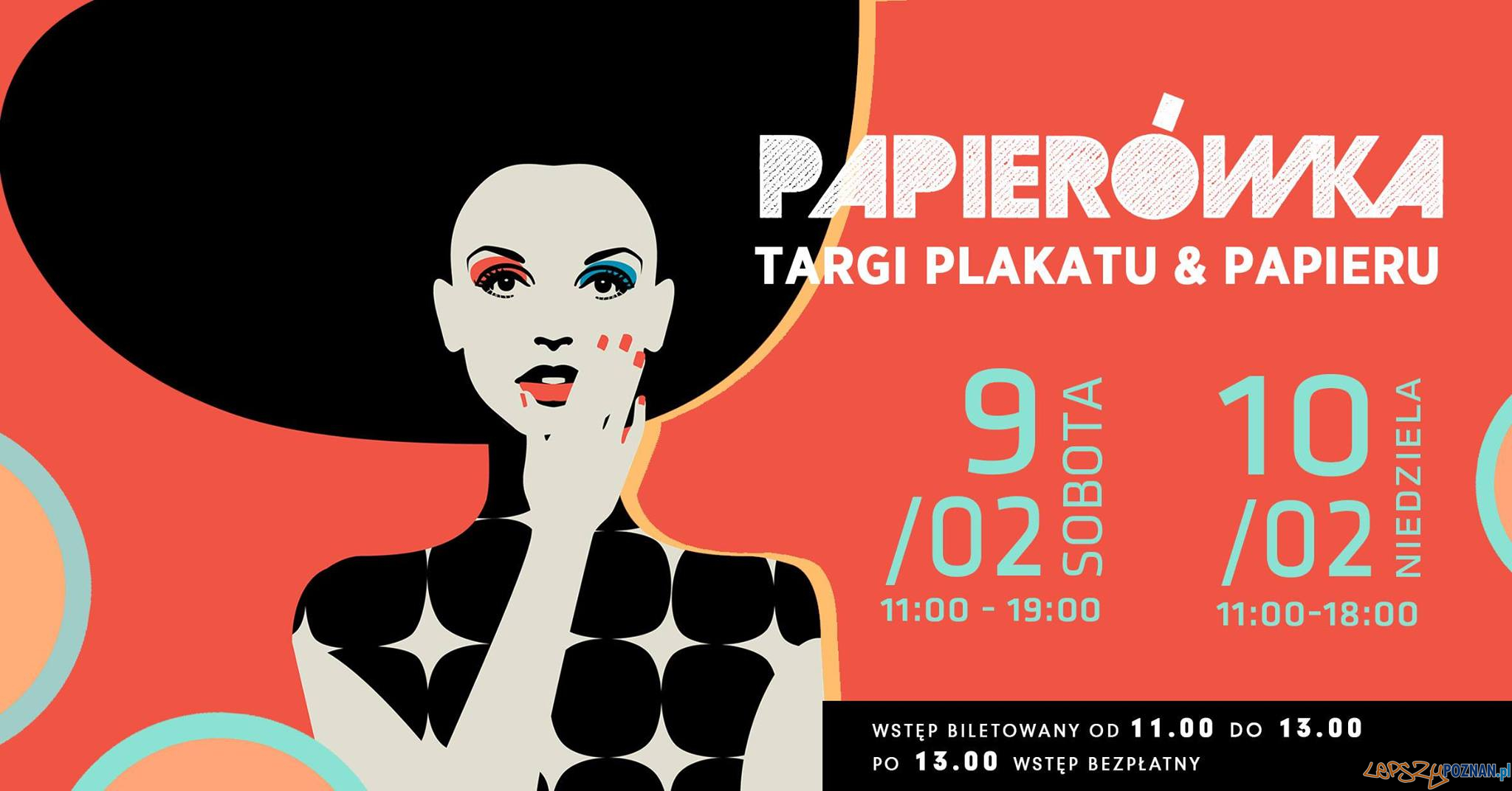 Papierówka - targi plakatu i papieru  Foto: materiały prasowe