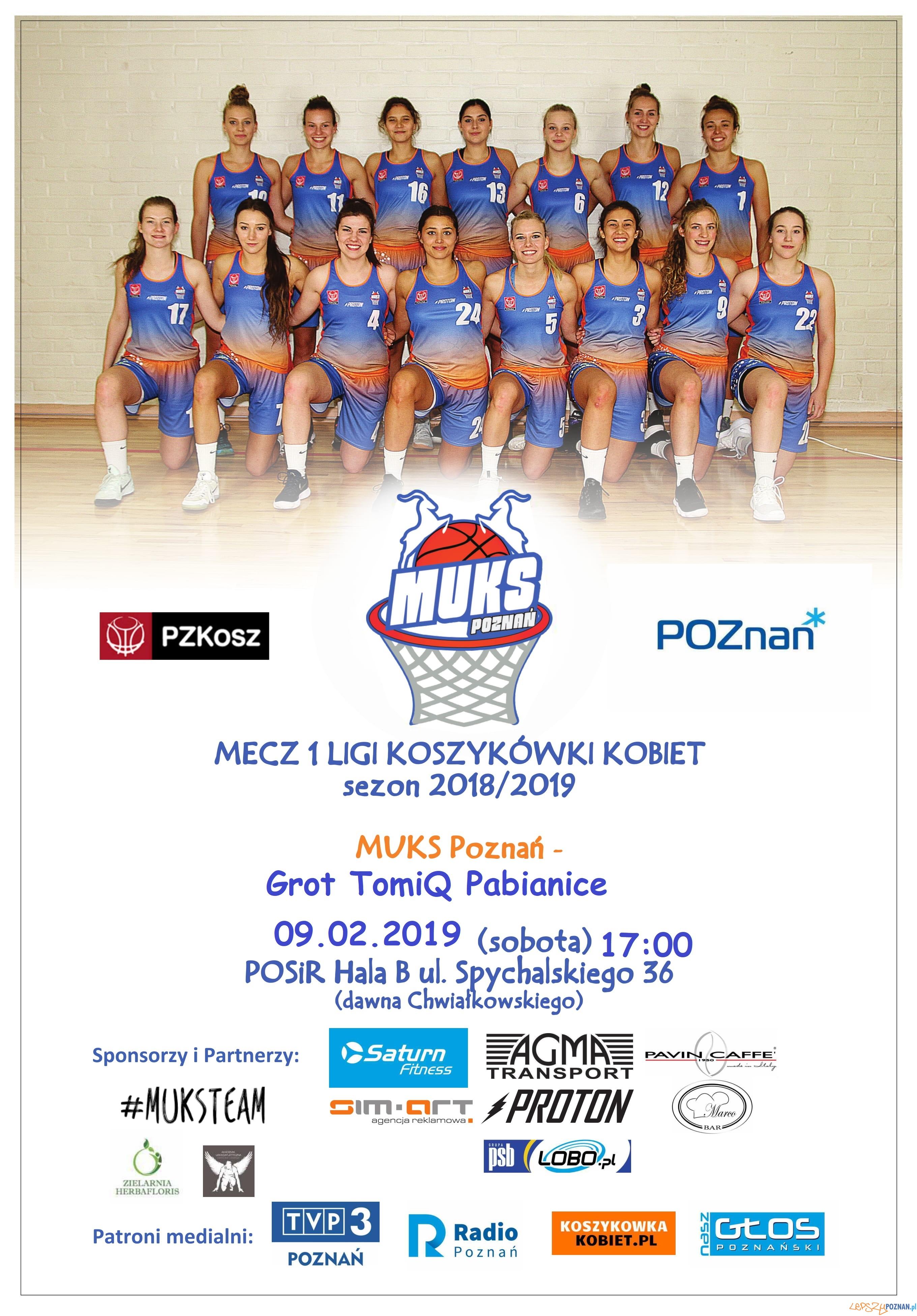 Muks Poznań - zaproszenie  Foto: materiały prasowe