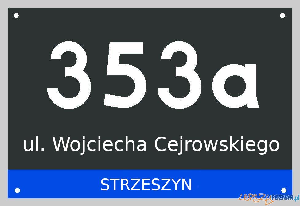 Ulica Wojciecha Cejrowskiego  Foto: lepszyPOZNAN.pl