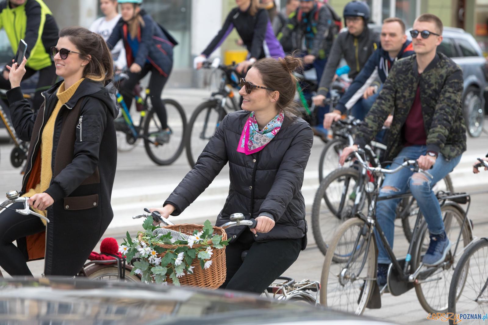 Pogrzeb Zimy i Rowerowe Powitanie Wiosny  Foto: lepszyPOZNAN.pl/Piotr Rychter