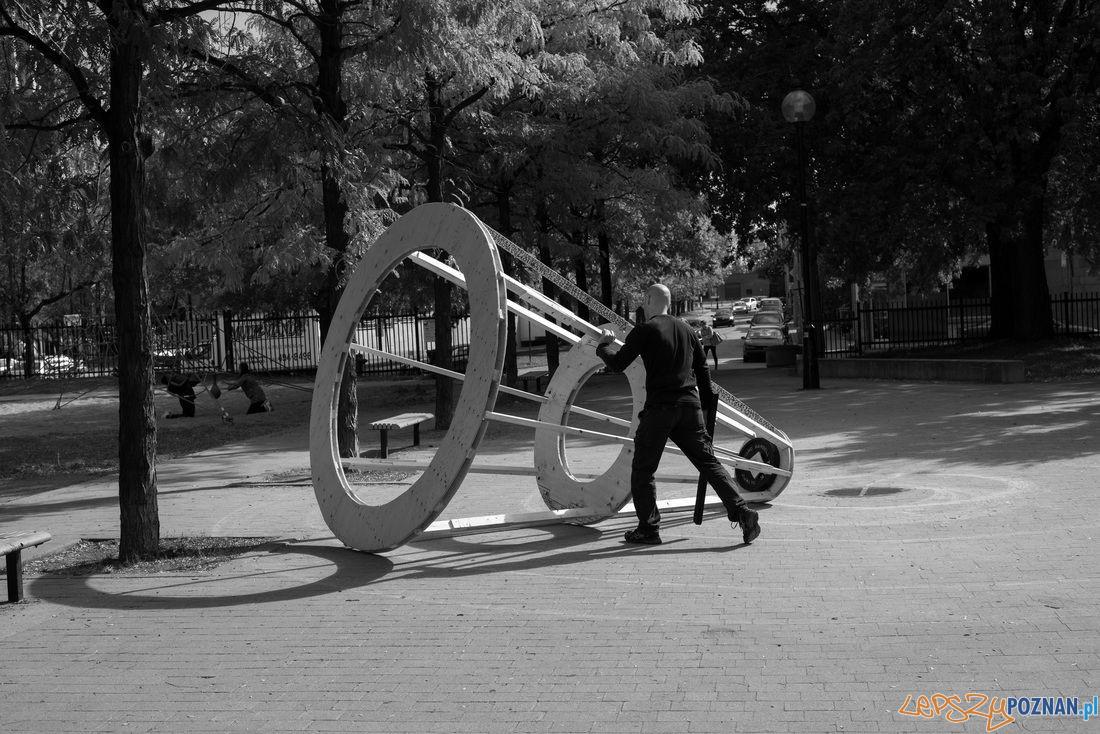 John Court continous moving object  Foto: materiały prasowe UAP