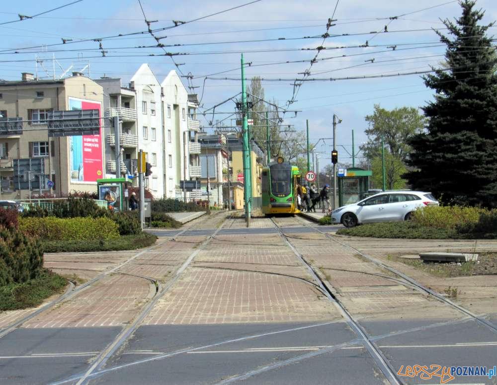 Tramwaj Rondo Śródka  Foto: ZTM