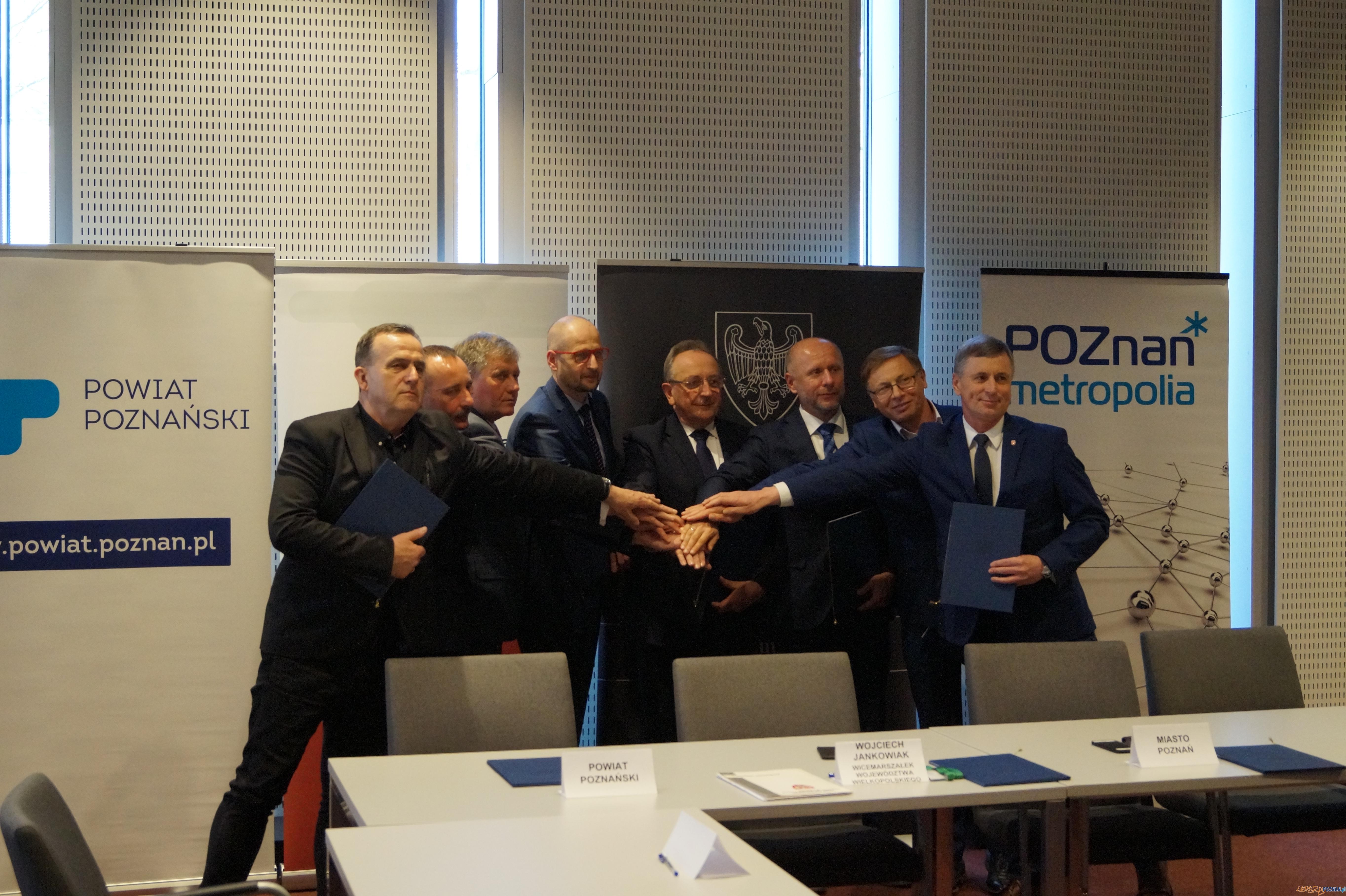 Poznańska Kolej Metropolitalna  Foto: materiały prasowe