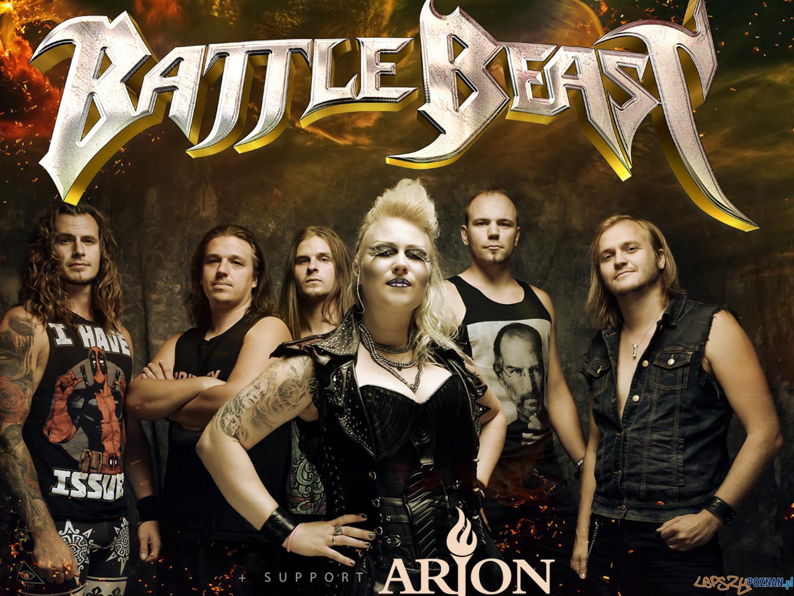 Battle Beast  Foto: Knock Out Productions / materiały prasowe