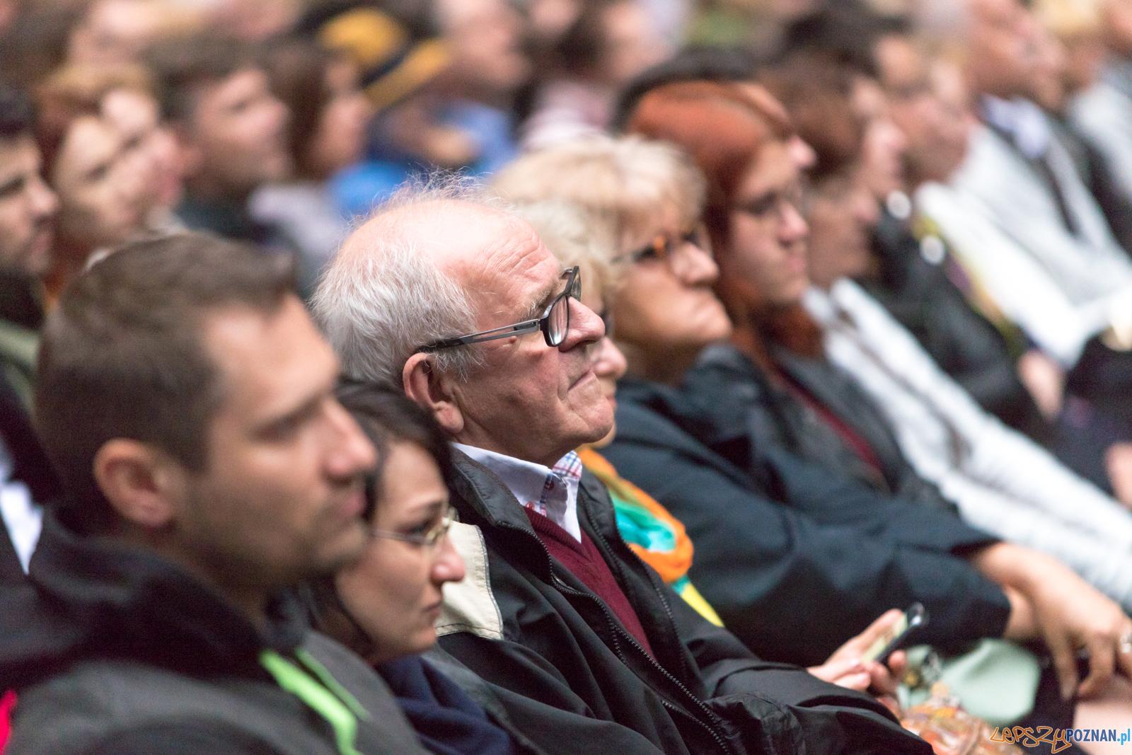 100 lat UAM - Andrea Bocelli  Foto: lepszyPOZNAN.pl/Piotr Rychter