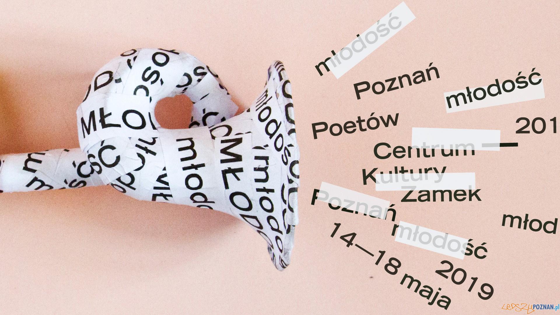 Poznań poetów  Foto: materiały prasowe