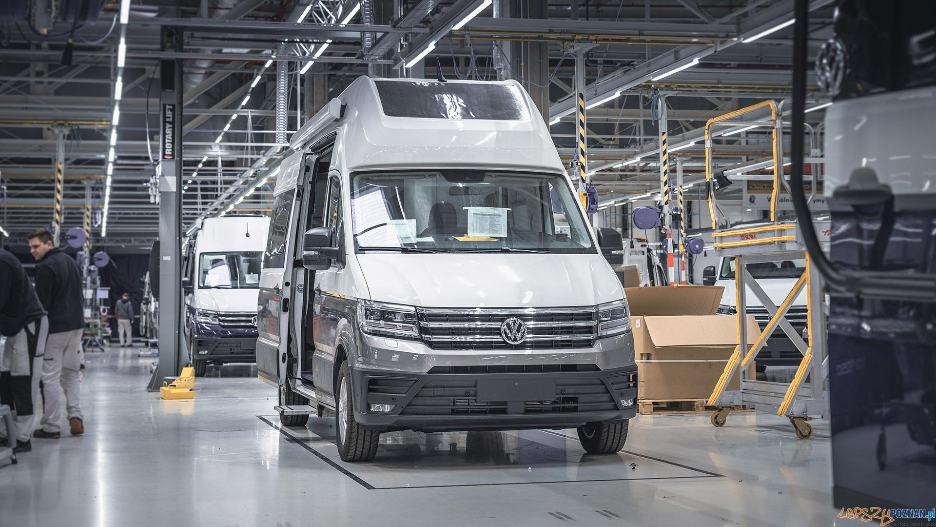 Volkswagen kamper  Foto: Rafał Pijański / VW materiały prasowe