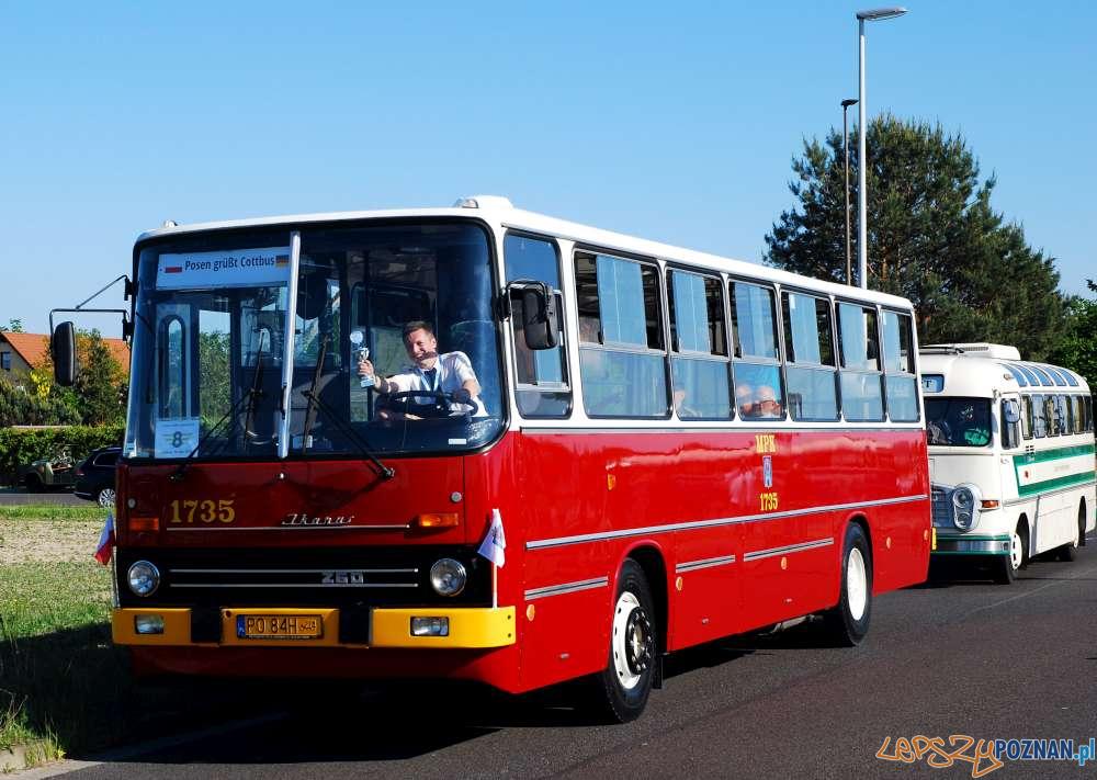 Ikarus - linia turystyczna  Foto: Krzysztof Dostatni / KMPS