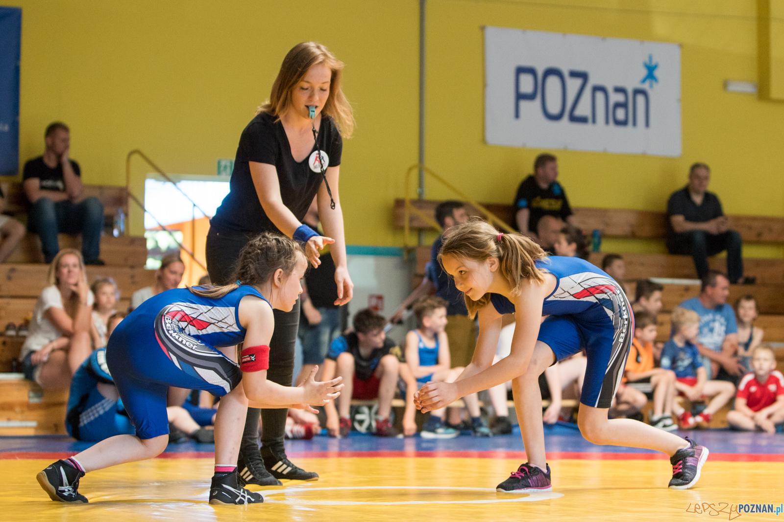 Zawody w SIłowaniu i Zapasach z okazji Dnia Dziecka  Foto: lepszyPOZNAN.pl/Piotr Rychter